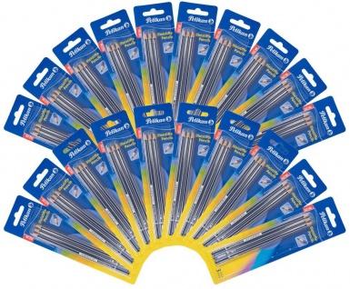 Pelikan 20x3er Pack Bleistifte Härtegrad 2B Schulstift Zeichenstifte bruchstabil