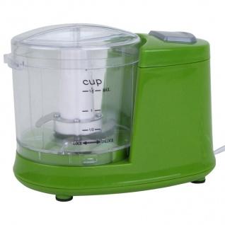 Mini Gemüseschneider Obstschneider Zerkleinerer Pürierer Küchenmaschine Mixer - Vorschau 1