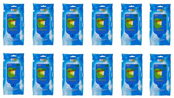 12x 40 feuchte Allzwecktücher Reinigungstücher Feuchttücher Haushaltstücher