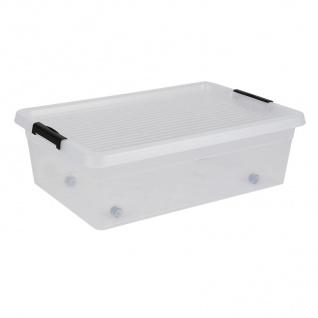 Unterbettbox ONE Unterbettkommode Rollenbox Aufbewahrungsbox Rollbox Sammelbox