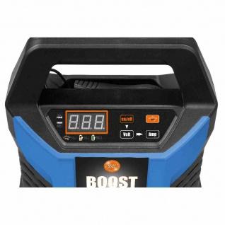 Automatik Batterielader GAB 12V 15A Booster Starthilfe Batterieladegerät NEU TOP
