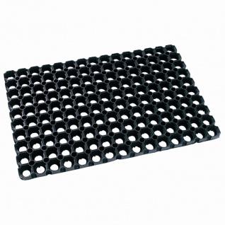 Gummimatte Rubi 40x60cm Fußmatte Schmutzfangmatte Fußmatte Fußabtreter Haushalt