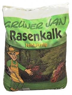 Grüner Jan Rasenkalk 20 kg