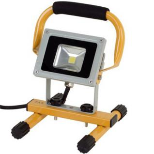 TAS LED Arbeitslampe Arbeitsleuchte Bauleuchte Baustrahler Arbeitsstrahler Lampe