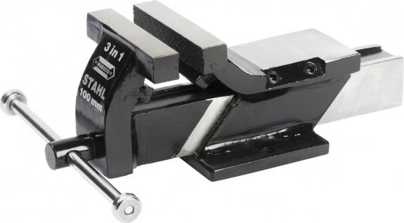 WABECO SCHRAUBSTOCK 40103 Stahl 125mm