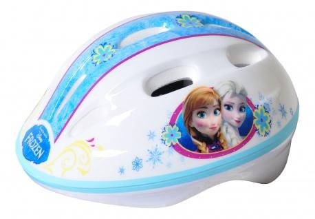 Kinder Fahrradhelm Frozen Star Wars Walt Disney Kopfschutz Bike Rad Skater - Vorschau 2
