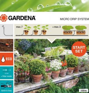gardena micro drip g nstig online kaufen bei yatego. Black Bedroom Furniture Sets. Home Design Ideas