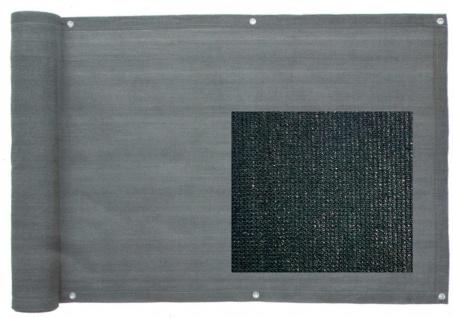 Balkonsichtschutz 6m Windschutz Balkonverkleidung Sichtschutzmatte Sichtschutz