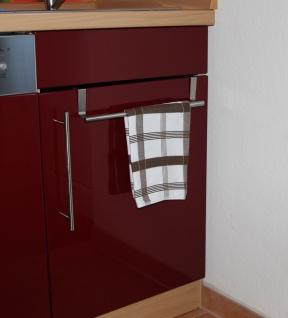 ausziebare Türgarderobe Handtuch Halter Türhänger Türhalterung Handtuchstange - Vorschau 2