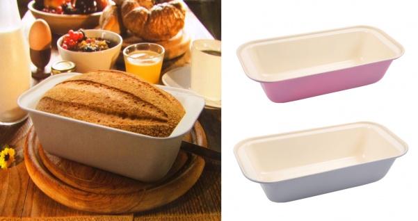 Brotbackform Kuchenform Kastenform Brotform Backform Königskuchenform Keramik