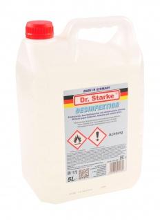Dr. Starke 5 Liter Desinfektion Desinfektion Desinfektionsmittel