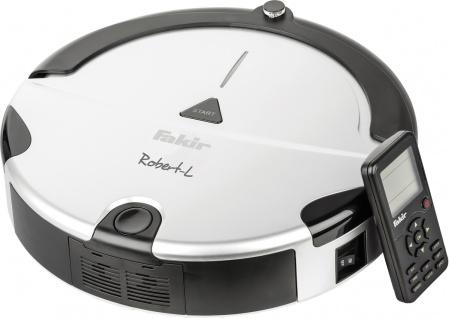 """FAKIR Bodenreinigungsroboter ,, Robert"""" 3102003 Saugroboter Robert L"""