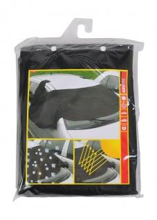 Abdeckung für Windschutzscheibe mit Magneten Frontscheibenschutz Sonnenschutz
