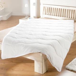 Steppbett 135x200cm Bettdecke Zudecke Schlafdecke Decke Federbett Bettwäsche
