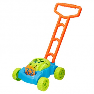 Bubblez Seifenblasen-Rasenmäher Seifenblasenmaschine Kinder Spielzeug Garten