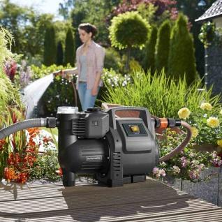 Haus- & Gartenautomat 3500/4 Wasserversorgung Gartenpumpe Bewässerung Garten TOP