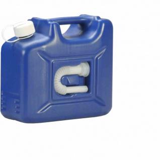 AdBlue-Kanister 10 L dunkelblau, HDPE