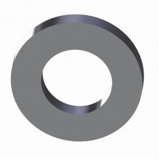 DIN125 Unterlegscheiben Ø 10, 5 Scheiben Beilagscheiben Muttern Werkzeuge 100Stk