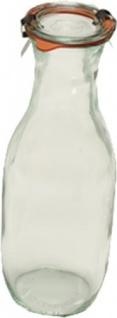 WECK Saftflaschen 766 Saftflasche 1.0 4er-tray 4t-766