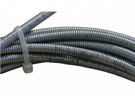 2er Set B-Ware Rohrreinigungswelle 5m 6mm Abflussreinigung Reinigungswelle - Vorschau 2