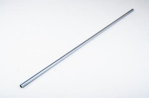 Wesco Relingsystem Rohr 16x1200 mm Chrom matt Küchenreling