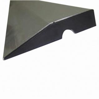 Alu-Trapez-Kart. 100 cm 9, 5 x 17 x1, 3 cm