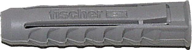 fischer Spreizdübel SX 70010 Duebel Sx10x50 50st