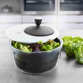 Salatschleuder Salat Küchenhelfer Küchen Kochen BBQ Grillen Essen Servieren TOP