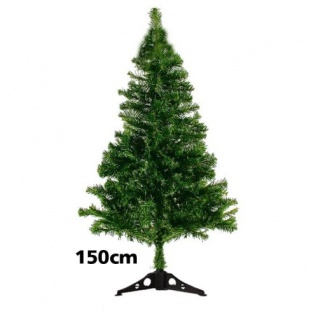 Künstlicher Weihnachtsbaum 150 cm mit Ständer Christbaum Baum Weihnachten