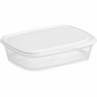 Lebensmittelbehälter rechteckig 0, 5 l