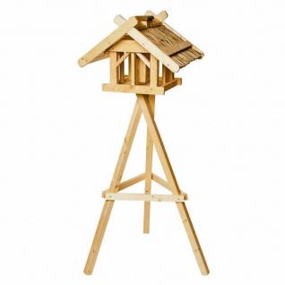 Vogelhaus Nr 45 50x54x39cm Vogelhäuser Vogelfutterhaus Vögel Garten Terrasse TOP