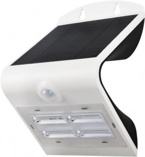 """SHADA Solar LED Außenleuchte mit Bewegungssensor ,, Solar Sensor"""" 300404 Aussenleuchte - Vorschau"""