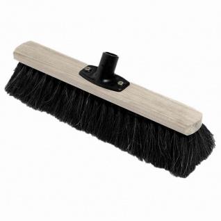 Saalbesen 60cm Besen Kehren Fegen Feger Kehrgerät Säubern Reinigung Putzen NEU