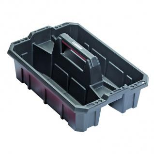 Werkzeugbox Werkzeugkiste Werkzeugkoffer Transportbox Aufbewahrungsbox 49, 5x35cm
