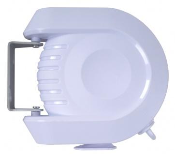 Easymaxx 12m Wäscheleine mit Aufrollsystem Leinenspender Wand-Wäschetrockner - Vorschau 2