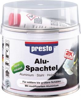 presto Alu-Spachtel 600375 1000gr