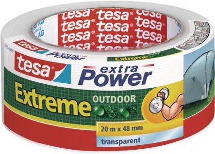 "tesa Reparaturband ,, extra Power® Extreme Outdoor"" 56395 Extra Powerband Extr.outd.56395"