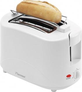 bestron Toaster AYT600 Ws