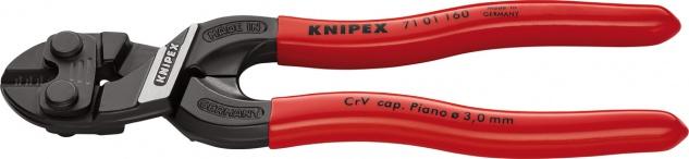 "Knipex BOLZENSCHNEIDER Kompakt-Bolzenschneider ,, CoBolt® S"" 7101 Cobolt Pvc160mm"