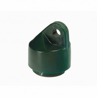 Strebenkappe grün Ø 34 mm
