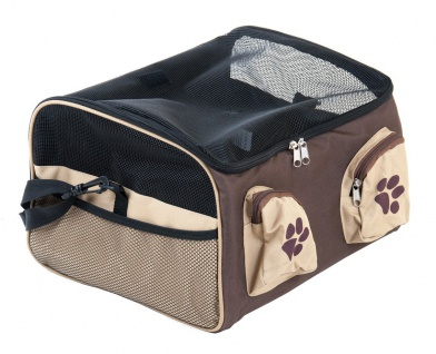 Transporttasche Hunde Katzen Autositz Hundesitz Tragetasche Transportbox Reise