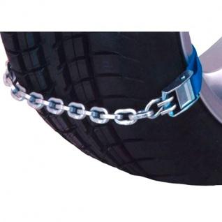 PKW-Anfahrhilfe 2er-Set Schneeketten Traktionhilfe Reifen Schnee Eis Ketten Auto