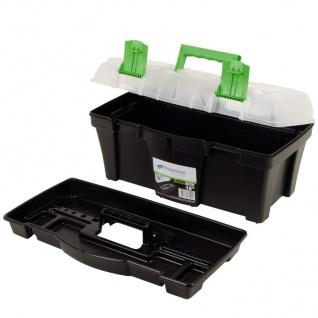 Werkzeugkasten 45cm Werkzeugkiste Werkzeugbox Aufbewahrungskiste Organizer - Vorschau 2
