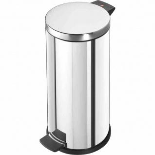 Mülleimer ProfiLine Solid L 18l Edelstahl Abfalleimer Abfallsammler Müll Küche