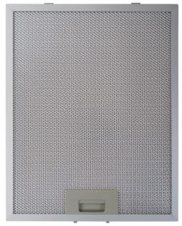 Doppelpack Metallfettfilter MIZ 0016 für Dunstabzugshaube Metallfilter Filter
