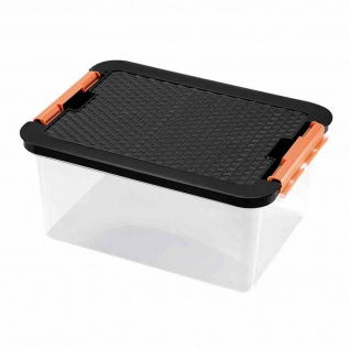 Systembox 14l 40x29x18 + Deckel Box Boxen Aufbewahrung Möbel Haushalt wohnen TOP