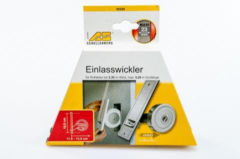 """EINLASSWICKLER ,, Maxi"""" 50200 Maxi 5, 2mtr/16"""