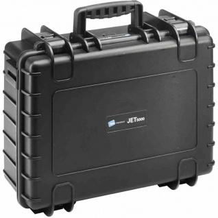 JET5000 Werkzeug-Koffer mit Pockets schwarz