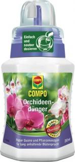 """COMPO Orchideen-Dünger ,, COMPO®"""" 14059 Orchideen-duenger 250ml"""