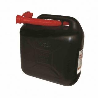 Kraftstoffkanister 5 L. aus Kunststoff